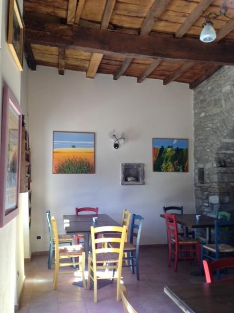 Agriturismo San Martino - Sala Intena