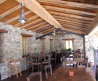 Agriturismo San Martino - il porticato