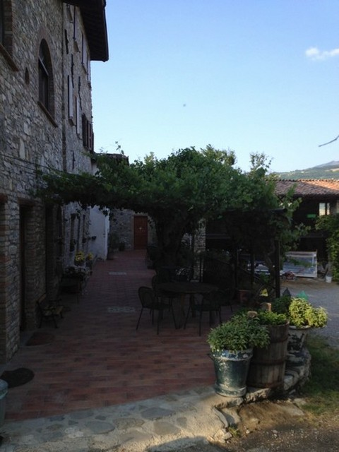 Agriturismo San Martino - Pergolato